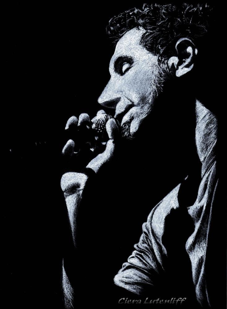 Serj Tankian by Jodylinn